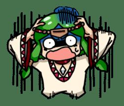 Seijo-Ufa & Orusu sticker #94107
