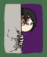 Seijo-Ufa & Orusu sticker #94114
