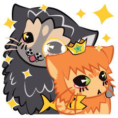 Prince Dominic & Sir Puma