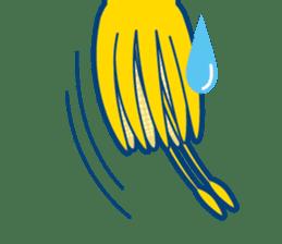Giant squid & Benthic feeder sticker #94648