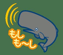 Giant squid & Benthic feeder sticker #94663