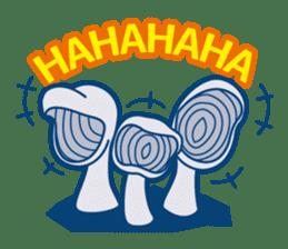 Giant squid & Benthic feeder sticker #94666