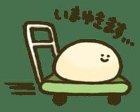 Komugiko wo Konetamono sticker #95013