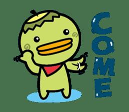 Hello!  KAPPA sticker #95276