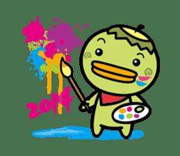 Hello!  KAPPA sticker #95296