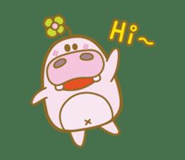 Hipoko sticker #95396