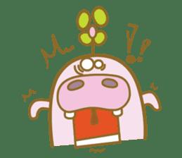 Hipoko sticker #95401