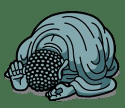 DOGEZA sticker #95535