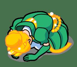 DOGEZA sticker #95537