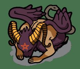 DOGEZA sticker #95545