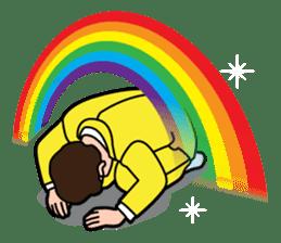 DOGEZA sticker #95551