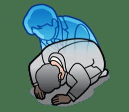 DOGEZA sticker #95555