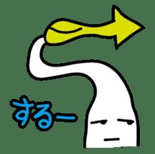 Mr.Moyashi 1 sticker #95808