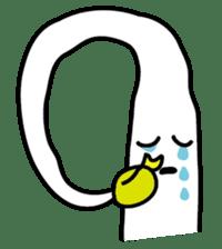 Mr.Moyashi 1 sticker #95826