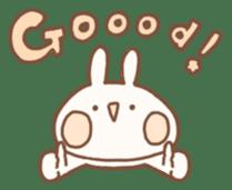 momochy's Rabbit sticker #95878
