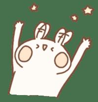 momochy's Rabbit sticker #95879