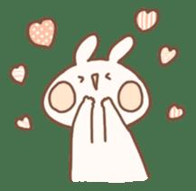 momochy's Rabbit sticker #95881