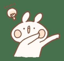 momochy's Rabbit sticker #95882