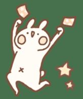 momochy's Rabbit sticker #95884