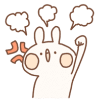 momochy's Rabbit sticker #95886