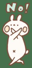 momochy's Rabbit sticker #95891
