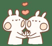momochy's Rabbit sticker #95895