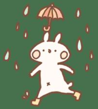 momochy's Rabbit sticker #95896