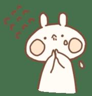 momochy's Rabbit sticker #95902