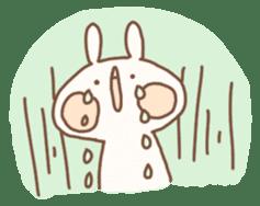 momochy's Rabbit sticker #95904