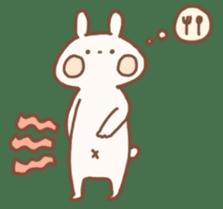 momochy's Rabbit sticker #95905