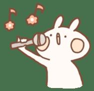 momochy's Rabbit sticker #95907