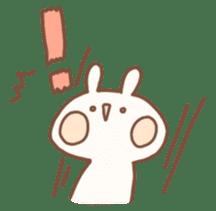 momochy's Rabbit sticker #95908