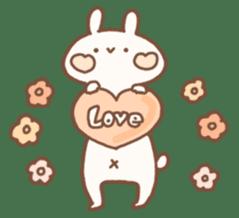 momochy's Rabbit sticker #95909