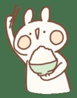 momochy's Rabbit sticker #95910