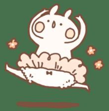 momochy's Rabbit sticker #95912