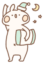 momochy's Rabbit sticker #95914