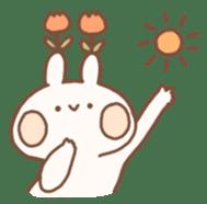 momochy's Rabbit sticker #95915