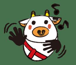 ohsu!mousan sticker #96036