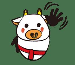 ohsu!mousan sticker #96037
