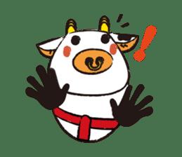 ohsu!mousan sticker #96039