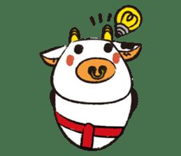 ohsu!mousan sticker #96045