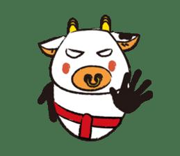 ohsu!mousan sticker #96047