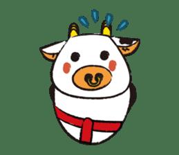 ohsu!mousan sticker #96048
