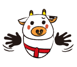 ohsu!mousan sticker #96051