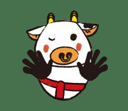 ohsu!mousan sticker #96052