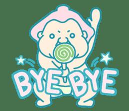 yokozuna-man sticker #96357