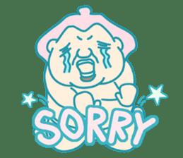 yokozuna-man sticker #96361