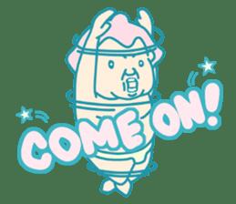 yokozuna-man sticker #96367