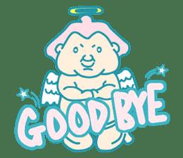 yokozuna-man sticker #96368