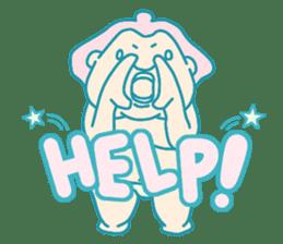 yokozuna-man sticker #96375